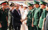 Thủ tướng Chính phủ Nguyễn Xuân Phúc chúc Tết lực lượng vũ trang và nhân dân TP Đà Nẵng