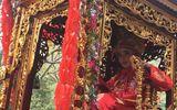 """Lễ hội đền Gióng 2019 : """"Nữ tướng 12 tuổi"""" được bảo vệ nghiêm ngặt"""