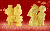 """Ngày vía Thần Tài trùng Valentine: Tặng vàng hay chocolate cho """"nửa kia""""?."""