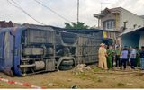 Xe khách gây tai nạn kinh hoàng ở Khánh Hòa chạy  tốc độ 84km/h trước khi lao vào nhà dân
