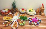 Những món ăn không thể thiếu trong mâm cỗ cúng rằm tháng Giêng 2019