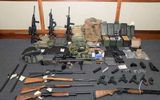 Bắt giữ trung úy Mỹ lập kho súng đạn, âm mưu thảm sát dân thường