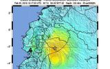 Động đất cường độ 7,7 xảy ra tại khu vực biên giới giữa Ecuador và Peru
