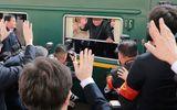 Báo Nga: Chiều nay (23/2), tàu bọc thép chở ông Kim Jong-un đã rời Bình Nhưỡng đi Hà Nội