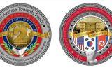 Hé lộ mẫu đồng xu kỷ niệm Hội nghị thượng đỉnh Mỹ - Triều tại Hà Nội