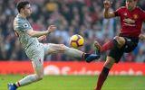 """Liverpool 0- 0 M.U: """"Quỷ đỏ"""" tụt hạng, đội hình tan nát với 4 cầu thủ chấn thương"""