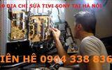 Địa chỉ sửa tivi Sony tốt nhất tại Hà Nội
