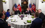 Video: Bữa ăn tối tại khách sạn Metropole của Tổng thống Trump và ông Kim Jong-un