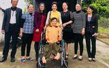 Món quà ý nghĩa cho người khuyết tật ở Thái Bình
