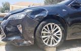 Xe ô tô chở Phó chánh án TAND huyện gây tai nạn rồi bỏ chạy