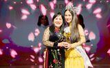Giọng ca Sao Mai vượt gần 100 người đẹp, đăng quang Hoa hậu Áo dài Việt Nam 2019