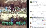Giới trẻ trên khắp thể giới tham gia 'thử thách dọn rác'