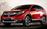 Honda vẫn bán được hơn 1600 xe CR-V trong tháng Tết Nguyên đán