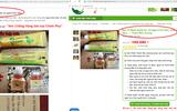 Công ty Tân Lạc Việt quảng cáo mỹ phẩm Thuần Mộc như thuốc đặc trị?