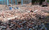 Vụ sập tường 6 người chết ở Vĩnh Long: Chó nghiệp vụ đến hiện trường tìm kiếm nạn nhân