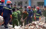Video: Hiện trường vụ sập tường công trình khiến 5 người thiệt mạng