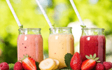 Lợi ích đặc biệt của việc uống sinh tố mỗi ngày