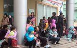 """Số trẻ nhiễm sán lợn ở Bắc Ninh tăng cao bất thường, BV Há Nội """"vỡ trận"""" vì bệnh nhi đến xét nghiệm"""
