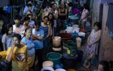 Hàng chục triệu người ở thủ đô Philippines khốn đốn vì thiếu nước sạch