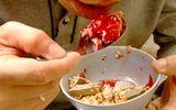 Sự thật thông tin uống rượu khi ăn đồ sống sẽ diệt được sán lợn, vi khuẩn?