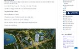 Hà Nội: Công ty CP Đầu tư và phát triển Sao Phương Bắc sử dụng đất dự án nghìn tỉ sai mục đích?