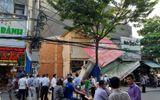 Sập nhà giữa thành phố Đà Nẵng, người dân hoảng loạn tháo chạy