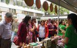 """Hơn 3000 lượt khách tham gia hội chợ """"Nông nghiệp sạch"""""""