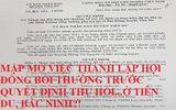 Tiên Du – Bắc Ninh: Những dấu hiệu thu hồi đất chưa đúng quy định?