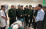 """Đánh án ma túy """"khủng"""" tại Lào, trinh sát biên phòng bị đâm trọng thương"""