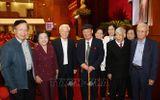 Tổng Bí thư, Chủ tịch nước Nguyễn Phú Trọng chủ trì Hội nghị gặp mặt cán bộ lãnh đạo cấp cao nghỉ hưu