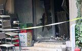 Hà Nội: Quán cafe karaoke bất ngờ cháy dữ dội, 2 người thương vong