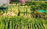 Hưởng ứng bảo vệ môi trường, nhiều siêu thị dùng lá chuối tươi gói rau, củ, quả
