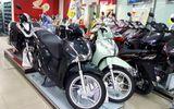 Bảng giá xe máy Honda mới nhất tháng 4/2019: Một số mẫu xe có giá bán cao hơn giá hãng đề xuất