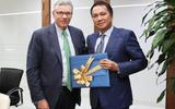 Techcombank là một trong những đối tác quan trọng nhất của Visa tại Việt Nam