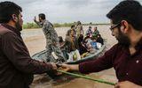 Iran oằn mình đối phó với trận lụt lịch sử làm 57 người chết