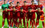 ĐT Việt Nam thăng 1 hạng, xếp thứ 98 thế giới trên BXH FIFA