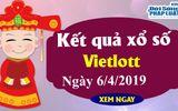 Kết quả xổ số Vietlott hôm nay, thứ 7 ngày 6/4/2019