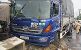 Xe tải tông chết nữ tiểu thương bán thịt chó ven quốc lộ 30