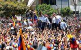 Căng thẳng tại Venezuela dâng cao: Hàng chục nghìn người xuống đường biểu tình