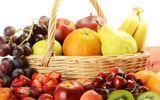 Hoa quả, rau giúp giảm nguy cơ tử vong do bệnh tim