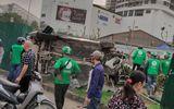 Hiện trường vụ tai nạn liên hoàn ở Hà Nội khiến 3 người nhập viện