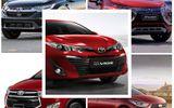 Top 10 mẫu xe bán chạy tháng 3/2019 tại thị trường Việt Nam: Toyota Vios lấy lại ngôi vương