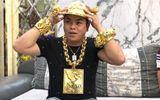 """Phúc XO thừa nhận đeo vàng giả, dùng biển số ngũ quý giả để """"câu view"""""""