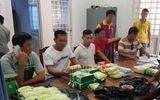 """""""Đánh sập"""" vụ vận chuyển 26,6kg ma túy từ Campuchia về Việt Nam tiêu thụ"""
