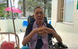 Nghệ sĩ Lê Bình sốt cao, mê man trên giường bệnh chống chọi ung thư