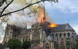 """Vụ cháy Nhà thờ Đức Bà Paris: """"Thuyết âm mưu"""" đang gây loạn mạng xã hội"""