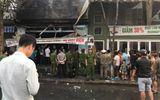 Cháy dữ dội tại cửa hàng xe đạp điện, 3 người tử vong