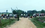 Đi thăm trang trại, tá hỏa phát hiện người phụ nữ bị điện giật chết cháy