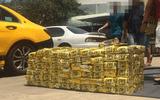 Lại bắt giữ hơn 1 tấn ma túy đá ở Sài Gòn