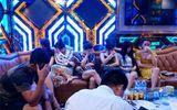"""Đột kích quán karaoke Thiên Đường 2, phát hiện hàng chục """"dân chơi"""" dùng ma túy, mua bán dâm"""